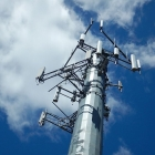 Cell Tower Antennas Installed