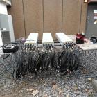 3 Antennas Pre-Installation