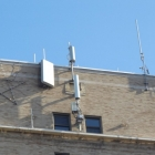 Antennas Mounted on Building