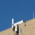 Antennas on Building