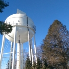 Water Towers with Antennas