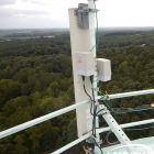 Antenna Mounted from Above