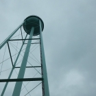Water Tower View from Below 1