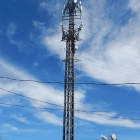 Lattice Cell Tower Site